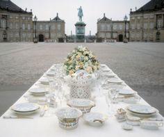 Royal Copenhagen, Flora Danica