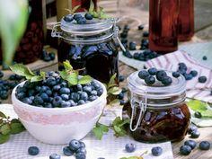 Jagody w cukrze -Przepis