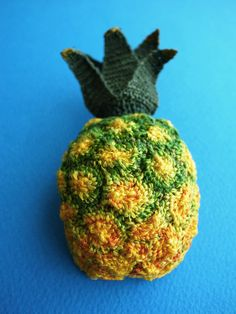 tumblr mchwi5WnUI1r5cstho1 1280 Beautiful Crochet Art by Hipota. I need to learn how to crochet pineapples.