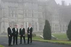 Today's real wedding is of the fabulous Mr & Mrs Smith at Adare Manor. Like all our West Coast clients fell in love with the Wild Atlantic Way and Adare Manor. Adare Manor, Mr And Mrs Smith, Mr Mrs, Wedding Shoot, West Coast, Mists, Real Weddings, Ireland, Backdrops