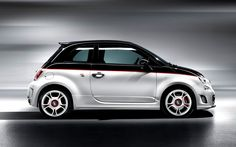 Fiat 500 Abarth. *** Available at Fiat of Vancouver.