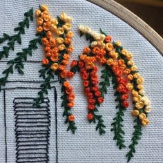 French Knot Embroidery for FlowersYou can find Embroidery patterns and more on our website.French Knot Embroidery for Flowers French Knot Embroidery, Hand Embroidery Videos, Embroidery Flowers Pattern, Embroidery Stitches Tutorial, Learn Embroidery, Hand Embroidery Designs, Embroidery Techniques, Embroidery Hoop Art, Crewel Embroidery