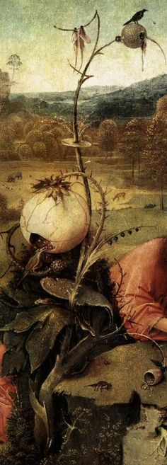 Gallery e-zine article about Hieronymous Bosch http://www.anthonychristian.co.uk/ezine16.html