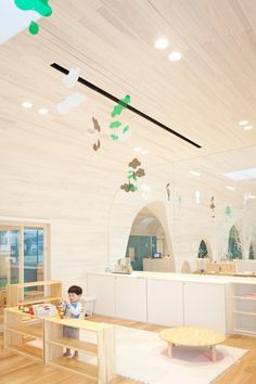 Leimond-Shonaka Nursery School by Archivision Hirotani Studio | child-scaled furniture