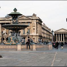 place de la concorde/madeleine #paris