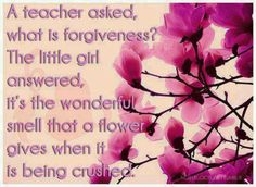 Daily quotes what is forgiveness ~ inspirational quotes pictures Favorite Quotes, Best Quotes, Awesome Quotes, Favorite Things, Forgiveness Quotes, Daily Quotes, Life Quotes, Sad Quotes, Beautiful Words