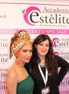 Makeup Contest Aegyptia Milano Makeup - Fashion Talents 28-04-14 con Accademia Estélite