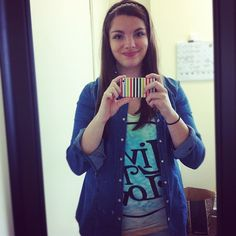 tracing-infinities:  reppin my @Live to Love Apparel today