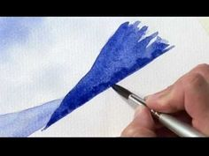Watercolour As If By Magic One - Part Two - YouTube