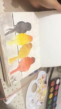 #birds #friends