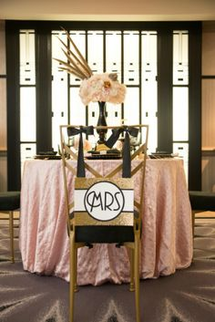 Banff location for a Great Gatsby themed Wedding by Cherry Tree Occasions