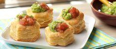 Guacamole Bites