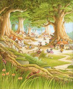 Иллюстрация 5 из 110 для Праздник полнолуния - Женевьева Юрье | Лабиринт - книги. Источник: Zhanna