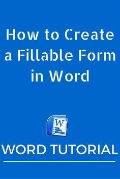 In this post, we show you how to create a fillable form in Word 2010 so that you can use it to collect feedback from clients and customers. Computer Shortcut Keys, Computer Basics, Computer Help, Computer Tips, Computer Lessons, Computer Hacking, Computer Projects, Technology Hacks, Computer Technology