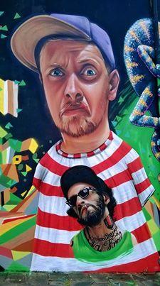 Sipros Street Artist