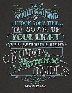 Paradise inside