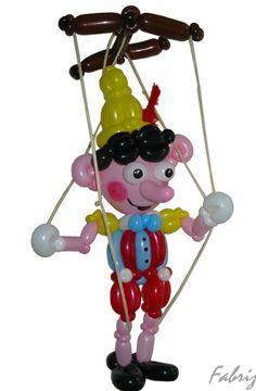#balloon #Pinocchio #balloon #art #sculptures #twist #characters #fairytale #book