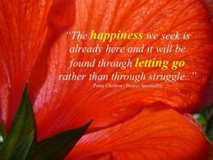 The happiness we seek is already here and it will be found through... | Pema Chodron Picture Quotes | Quoteswave