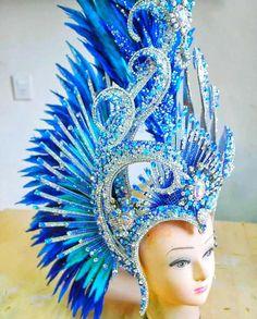 Headdress, Headpiece, Tribal Skirts, Fantasy Costumes, Weird Fashion, Fantasy Dress, Dance Dresses, Burlesque, Mardi Gras