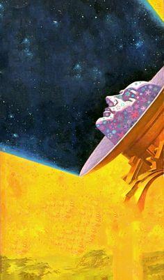 Hyperwave - sciencefictiongallery: Davis Meltzer, 1971.