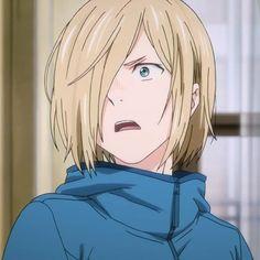 Yuri Plisetsky Wallpaper, Anime Wallpaper Live, Ice Aesthetic, Aesthetic Anime, I Love Anime, Anime Guys, Ice Video, Ice Icon, Noragami Anime