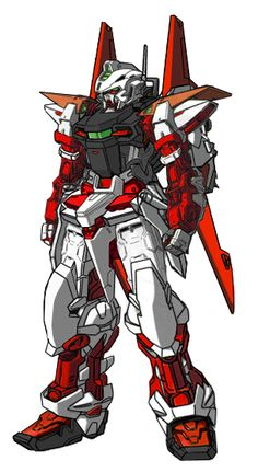 This is my design for the pair of GN blades used by Gundam Dawn. The design is based on the GN sword III used by the 00 Gundam. Like the GN Blade III, the type-four can fold backwards for storage. ...