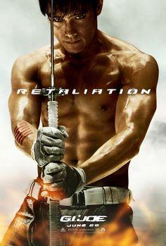 """""""G.I. Joe 2: Retaliation"""" Character Poster"""