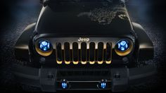 Jeep Wrangler im Zeichen des Drachens