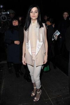 Leigh Lezark in Givenchy