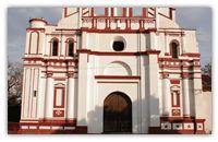 Iglesia de Santo Domingo en Chiapa de Corzo