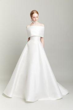 f04af62381 Vestidos de novia línea A  el corte que sienta bien a todas Image  59