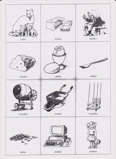 Č - uprostřed slova Playing Cards, Language, Activities, School, Playing Card Games, Languages, Game Cards, Language Arts, Playing Card