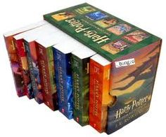 harry potter book series - Google Search