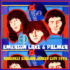 handbill Emerson Lake & Palmer, Love Is All, Picture Video, Art, Art Background, Kunst, Performing Arts, Art Education Resources, Artworks