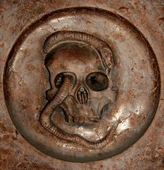 Salzburg/AustriaTerrifically morbid cemetary and site of famous Paracelsus' grave.