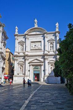 San Rocco, Venezia, Italia