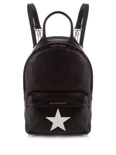 f3df4595bd2 GIVENCHY Iconic leather mini backpack.  givenchy  bags  leather  lining   canvas