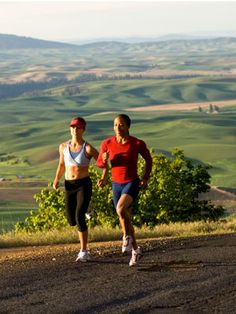 Sonoma Valley Runner's Trek, Sonoma County, California