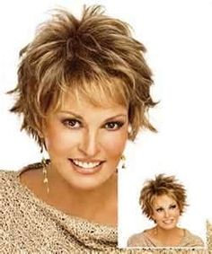 Short Haircuts For Women Over 50 - If I ever wanted short hair, it might look like this. She's amazing.