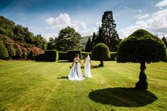 A beautiful gay wedding at the stunning Buckland Hall near Brecon