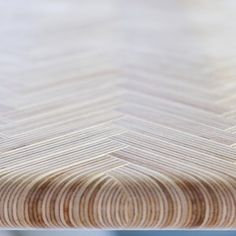 DIY MODERN PLYWOOD COFFEE TABLE - HERRINGBONE TOP — OSO DIY