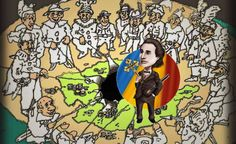 Eminescu şi gândirea conservatoare All Continents, Romania, Trekking, Disney Characters, Fictional Characters, Snow White, Snoopy, Disney Princess, Projects