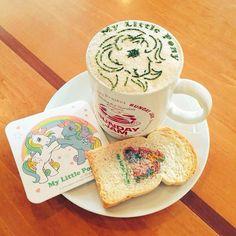 My little pony Cafe Tokyo