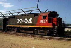 National Railways, Train Art, Rolling Stock, Locomotive, Diesel, Mexican, Trains, Countries, Diesel Fuel