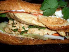 Banh Mi Vietnamese Sandwiches (Bánh Mi)