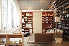 Living and Working Interior That Blends Fantasy With Cosiness