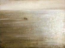 Benjamin Warner - Calm Evening, Falmouth Bay