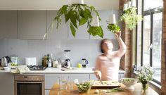 Pots & Troughs - Designer - Boskke SKY Planter - Upside down growing    Photo:  www.urban-allotments.com