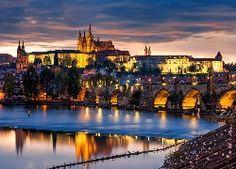 Panorama, Miasta, Praga