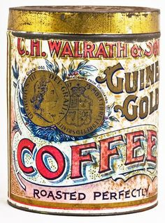 Guinea Gold Coffee